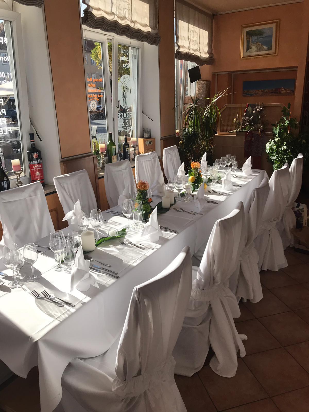 italienisches restaurant nach neapolitanischer k che la cucina di francesco bad neustadt a d. Black Bedroom Furniture Sets. Home Design Ideas